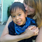 Jax & Mama May 2006